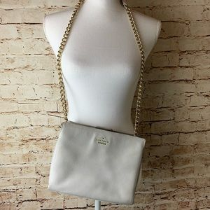 Kate Spade Crossbody Leather Chain Purse